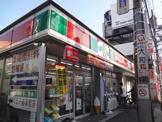サンクス五反野南口店