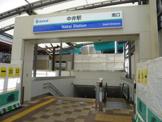 西武新宿線中井駅
