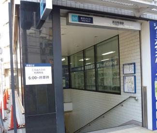 東西線高田馬場駅の画像1