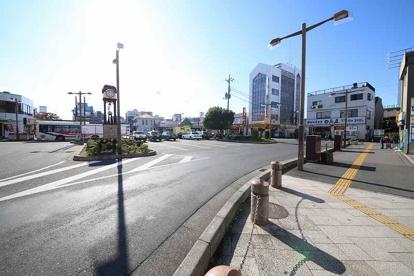 春日部駅西口(春日部市粕壁1丁目)の画像2