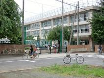 練馬区立 石神井台小学校