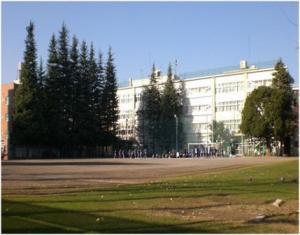 高円寺中学校の画像1