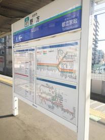 野方駅の画像1
