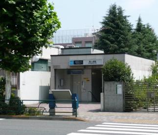 西ヶ原駅の画像1