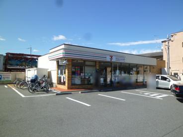 セブン−イレブン京都上桂山田口店の画像1