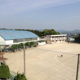 長崎県佐世保市立 日宇中学校の画像1