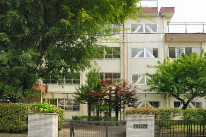 豊玉中学校の画像1