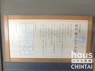 仙川湯けむりの里の画像2
