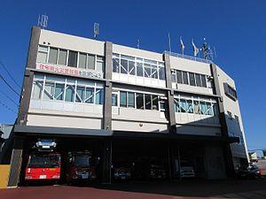 大阪狭山市消防本部消防署ニュータウン出張所の画像1