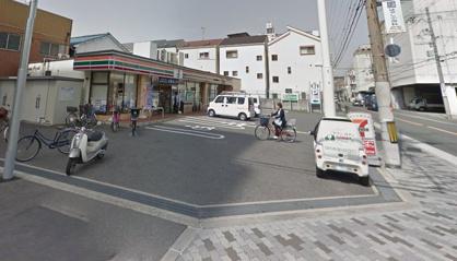 セブン−イレブン大阪東中浜8丁目店の画像1