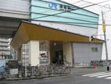 JR阪和線 長居駅