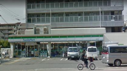 ファミリーマート南住吉店の画像1
