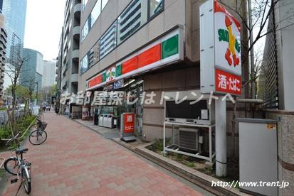 サンクス新宿十二社店の画像1