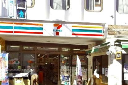 セブン−イレブン目黒原町1丁目店の画像1