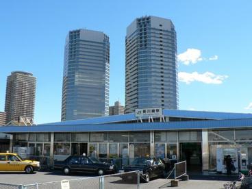 新川崎駅の画像1