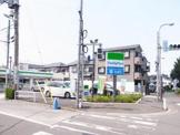 ファミリーマート 板橋三園店