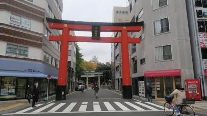 下谷神社の画像1