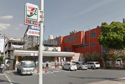 セブン−イレブン大阪諏訪4丁目店の画像1