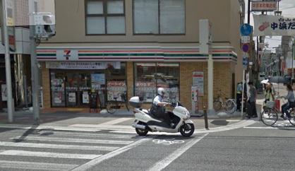 セブンイレブン大阪中浜3丁目店の画像1