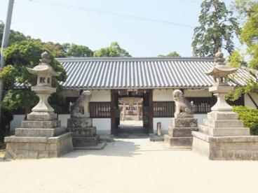 錦織神社の画像1