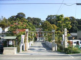 狭山神社の画像1