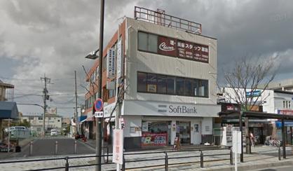 ソフトバンク金剛駅前の画像1