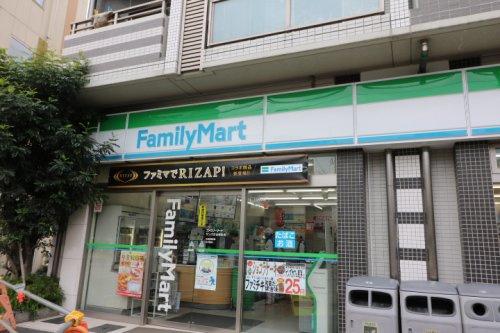 ファミリーマートサンズ市谷柳町店