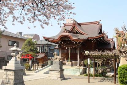 安方神社の画像1
