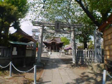 安方神社の画像5