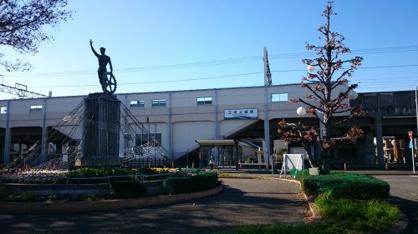 三河上郷駅の画像1