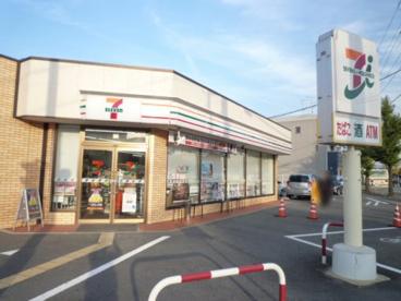 セブン−イレブン 京都下津林水掛町店の画像1