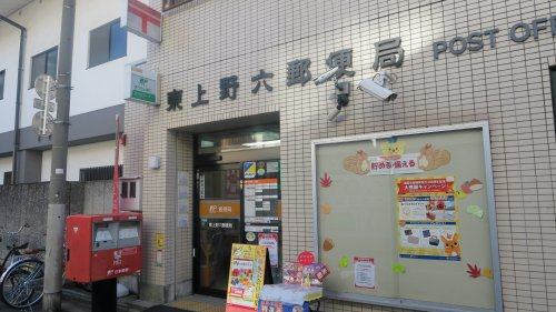 東上野六郵便局の画像