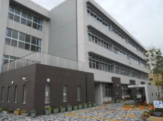 板橋第三中学校の画像1