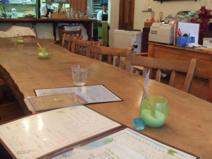 ウォーターブルーカフェ