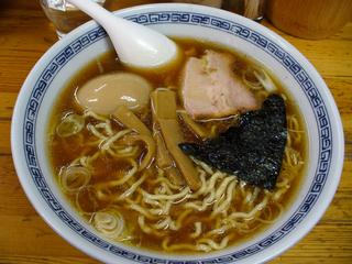 中華そば つけ麺 甲斐の画像1