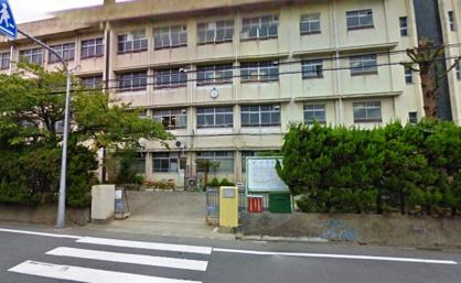 泉佐野市立第三中学校の画像1