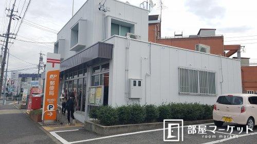 豊田朝日郵便局の画像