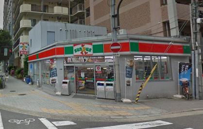 サンクス大阪東天満店の画像1