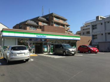 ファミリーマート 調布染地二丁目店の画像1
