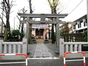 白山宮神社の画像1