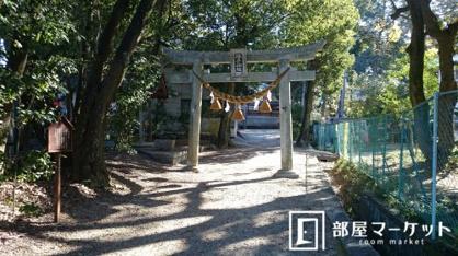勝手神社の画像1