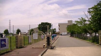 石巻市立青葉中学校の画像1