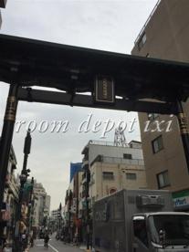 北馬場参道通り商店街の画像1