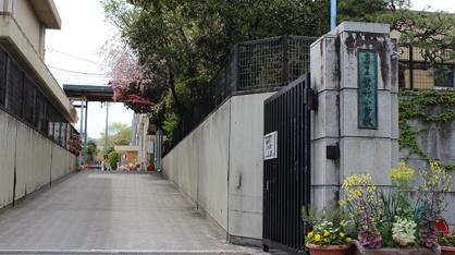 京都市立 紫竹小学校の画像1
