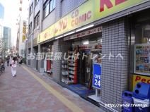 ピープルDVDレンタル 西新宿店