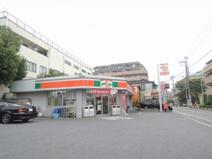 サンクス西新井4丁目店