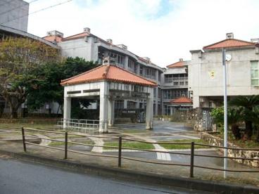 浦添市立神森中学校の画像1