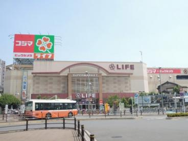 ライフ江北駅前店の画像1