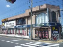 TSUTAYA保木間店