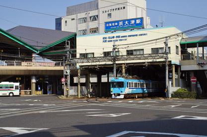 びわ湖浜大津駅の画像1